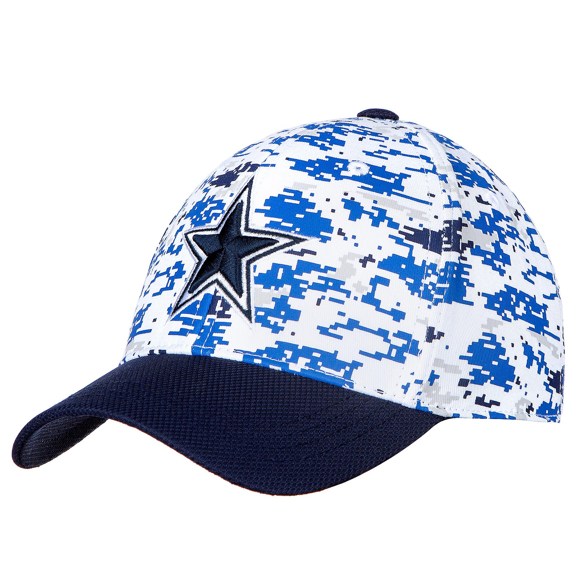 Dallas Cowboys Youth Strike Eagle Flex Fit Hat
