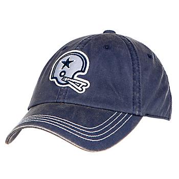 Dallas Cowboys Youth Burgh Adjustable Cap