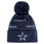 Dallas Cowboys New Era Youth Repeat Knit Hat