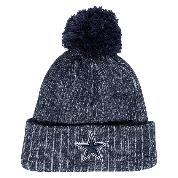 Dallas Cowboys New Era Youth Color Twist Knit Hat