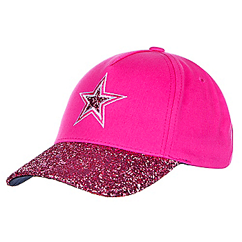 Dallas Cowboys Girls Pink Roxy Cap