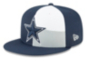 Dallas Cowboys New Era 2019 Draft Youth 9Fifty Cap