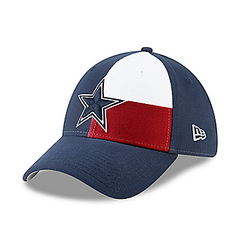 c9adff83ef68e Dallas Cowboys New Era 2019 Draft Youth Spotlight 39Thirty Cap