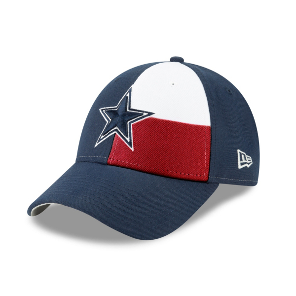 Dallas Cowboys New Era 2019 Draft Youth Spotlight 9Forty Cap