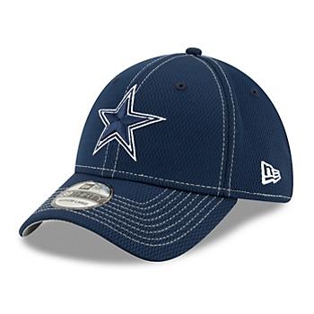 Dallas Cowboys New Era Jr Boys On-Field Sideline Road 39Thirty Hat