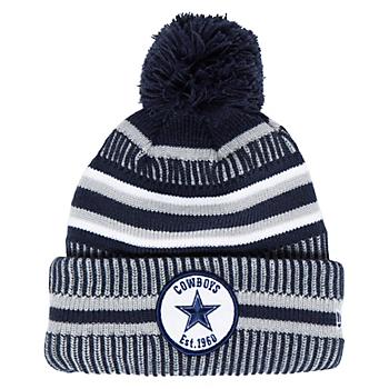 Dallas Cowboys New Era Youth Sport Knit Home Hat