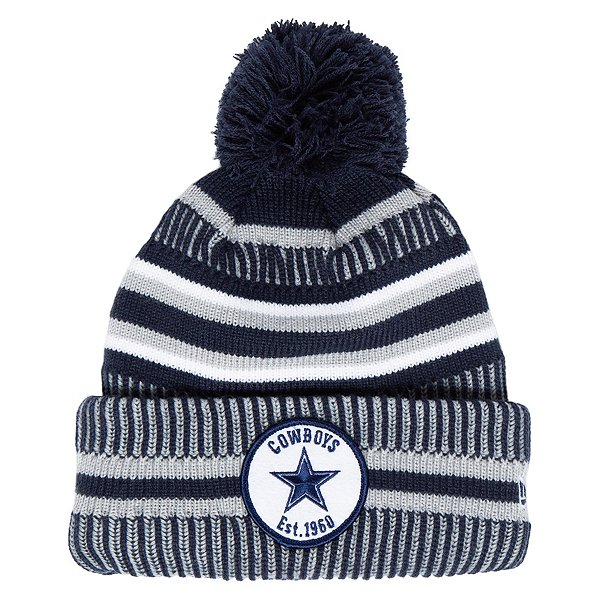 Dallas Cowboys New Era Youth Sport Knit Home Hat