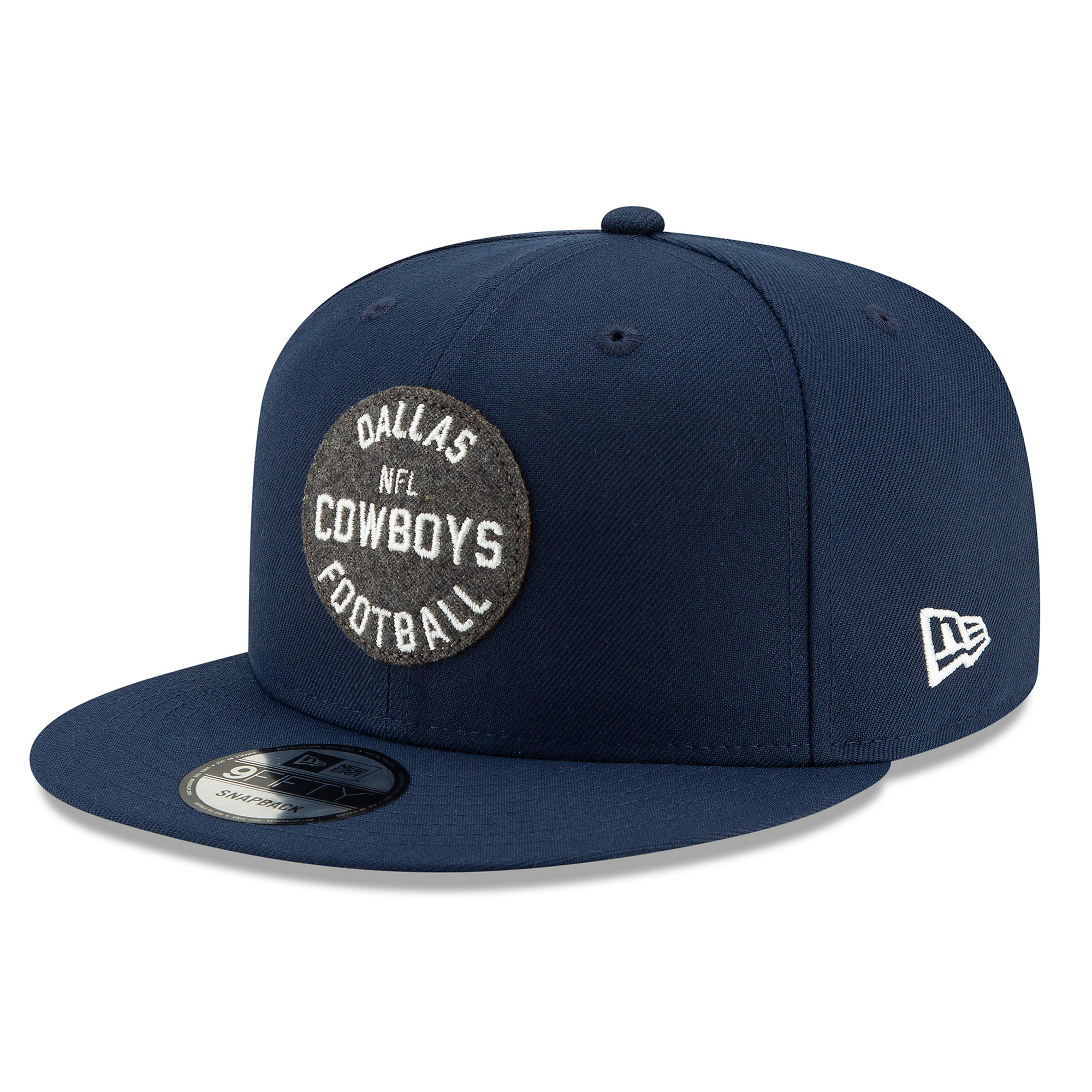 Dallas Cowboys New Era Jr Boys 1930s Sideline 9Fifty Hat