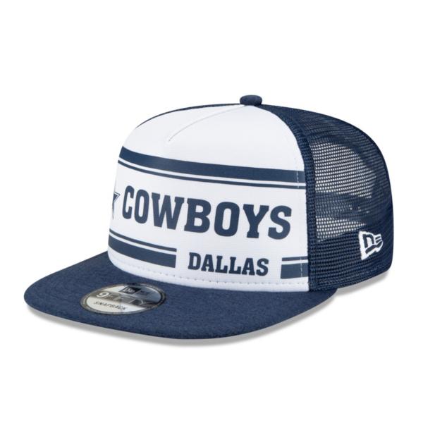 Dallas Cowboys New Era Jr Boys 1970s Sideline 9Fifty Hat