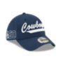 Dallas Cowboys New Era Jr Boys On-Field Sideline Home 39Thirty Hat