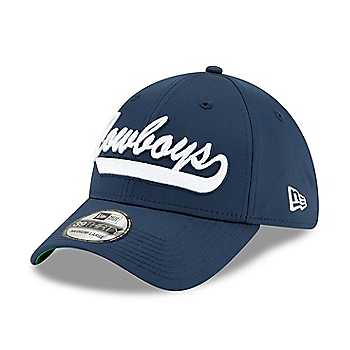 Dallas Cowboys New Era Jr Boys On-Field Sideline Home 39Thirty Cap