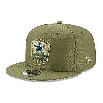 Dallas Cowboys New Era Salute to Service Youth 9Fifty Hat