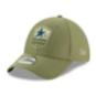 Dallas Cowboys New Era Salute to Service Youth 39Thirty Cap