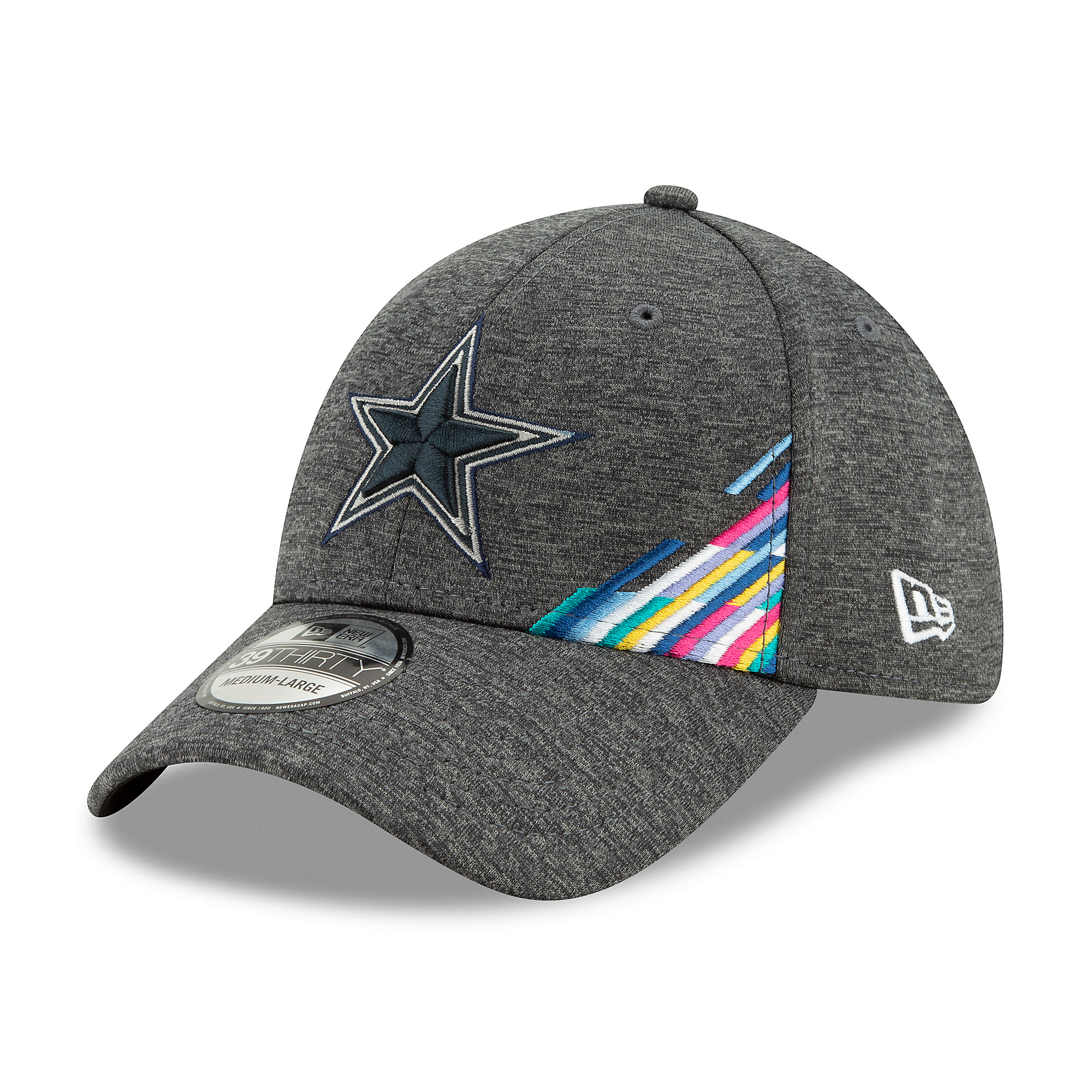 Dallas Cowboys New Era Youth Crucial Catch 39Thirty Cap