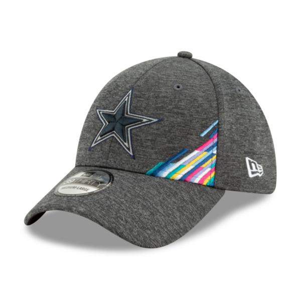 Dallas Cowboys New Era Youth Crucial Catch 39Thirty Hat