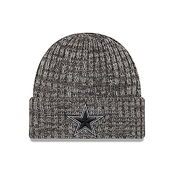 Dallas Cowboys New Era Youth Crucial Catch Knit Hat