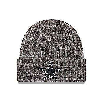 Dallas Cowboys New Era Youth Crucial Catch Knit Hat