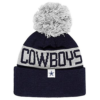 Dallas Cowboys Youth Andy Knit Hat