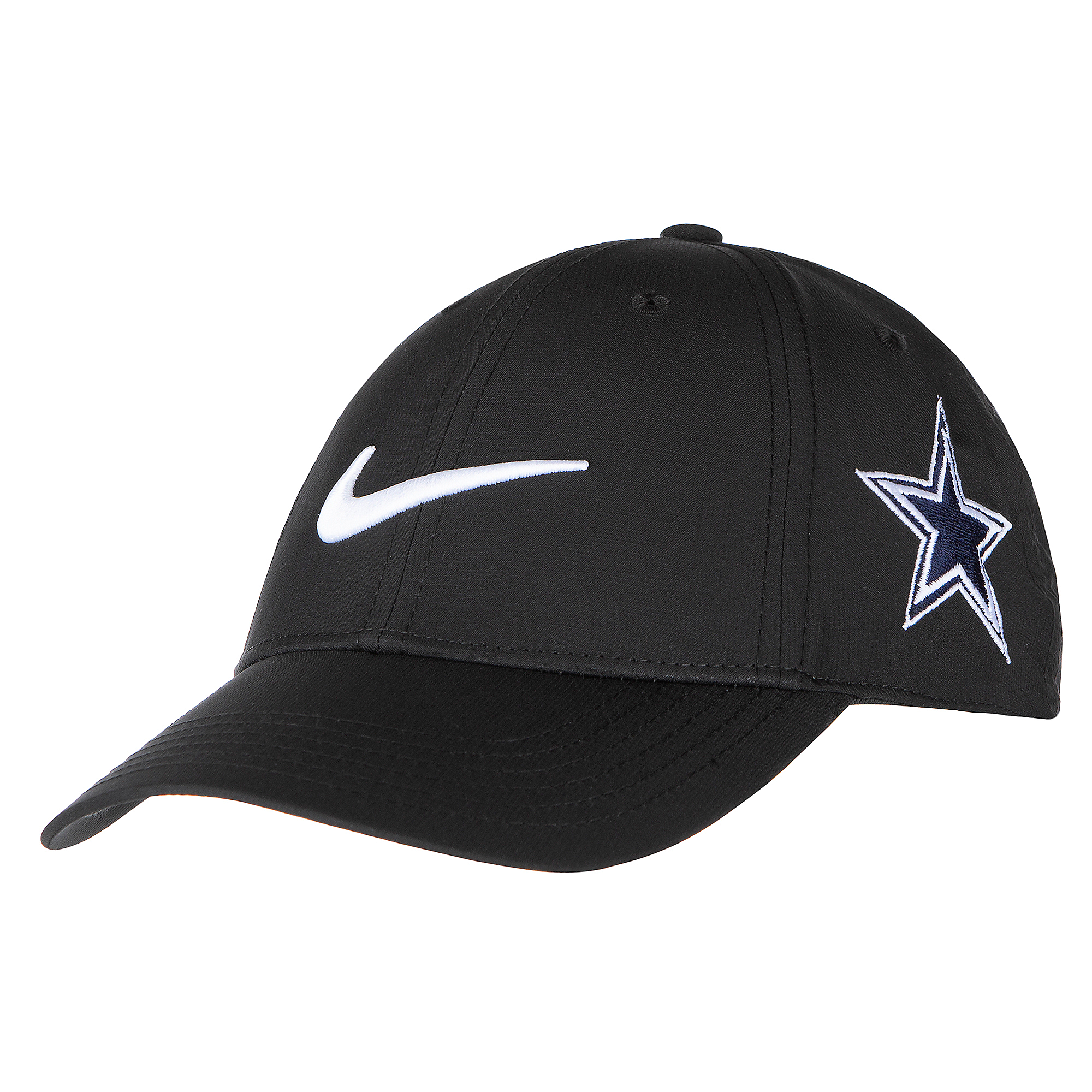 Dallas Cowboys Nike Youth Black Golf Cap