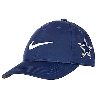 ca2cd4744eae Dallas Cowboys Nike Youth Navy Golf Cap