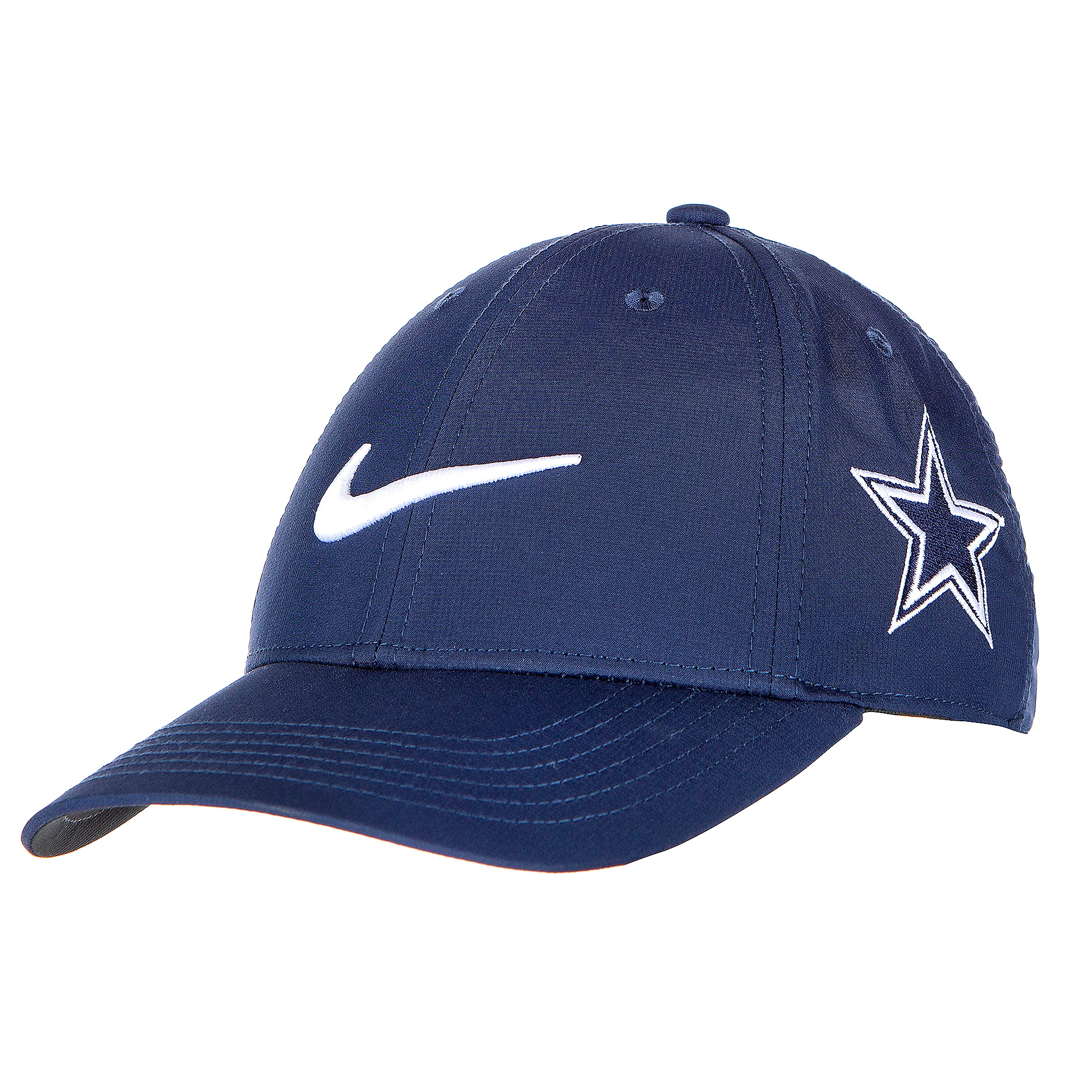 Dallas Cowboys Nike Youth Navy Golf Cap