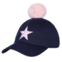 Dallas Cowboys Girls Cotton Tail Adjustable Cap