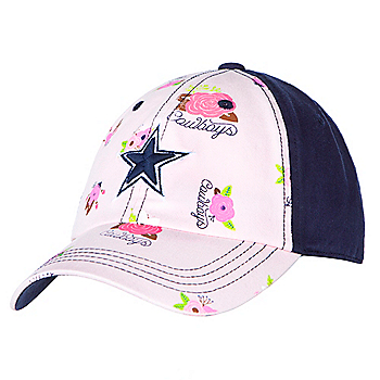 Dallas Cowboys Girls Arbor Adjustable Cap