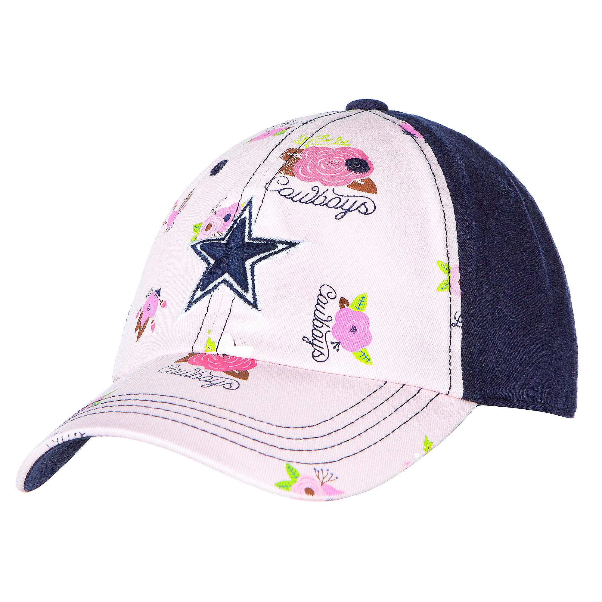 Dallas Cowboys Girls Arbor Adjustable Cap