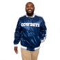 Dallas Cowboys Mens Starter The O-Line Jacket