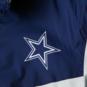 Dallas Cowboys Mens Ector Half-Zip Track Jacket