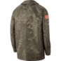 Dallas Cowboys Nike Salute to Service Mens Lightweight Jacket
