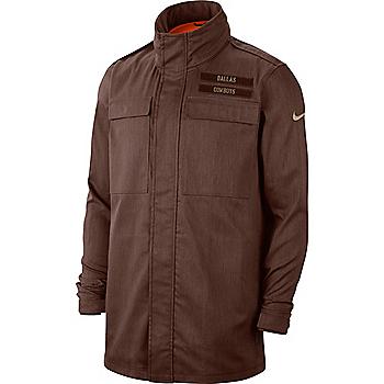 Dallas Cowboys Nike Salute to Service Mens Jacket