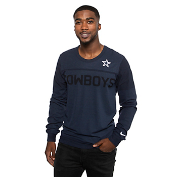 Dallas Cowboys Nike Alpha Mens Coach Sweater