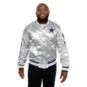 Dallas Cowboys Mitchell & Ness Mens Championship Game Satin Jacket