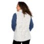 Dallas Cowboys Womens Emma Sherpa Vest