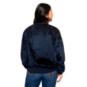 Studio Fate Velvet Dolman Bomber Jacket