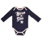Dallas Cowboys Infant Palace Long Sleeve 2-Pack Bodysuit Set