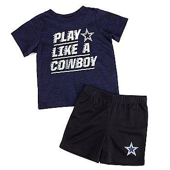 Dallas Cowboys Toddler Meyers 2-Piece Set