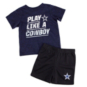 Dallas Cowboys Toddler Meyers 2-Piece Set
