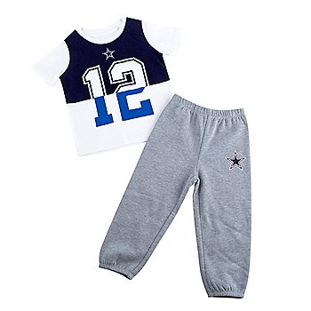 Dallas Cowboys Toddler Vista 2-Piece Set