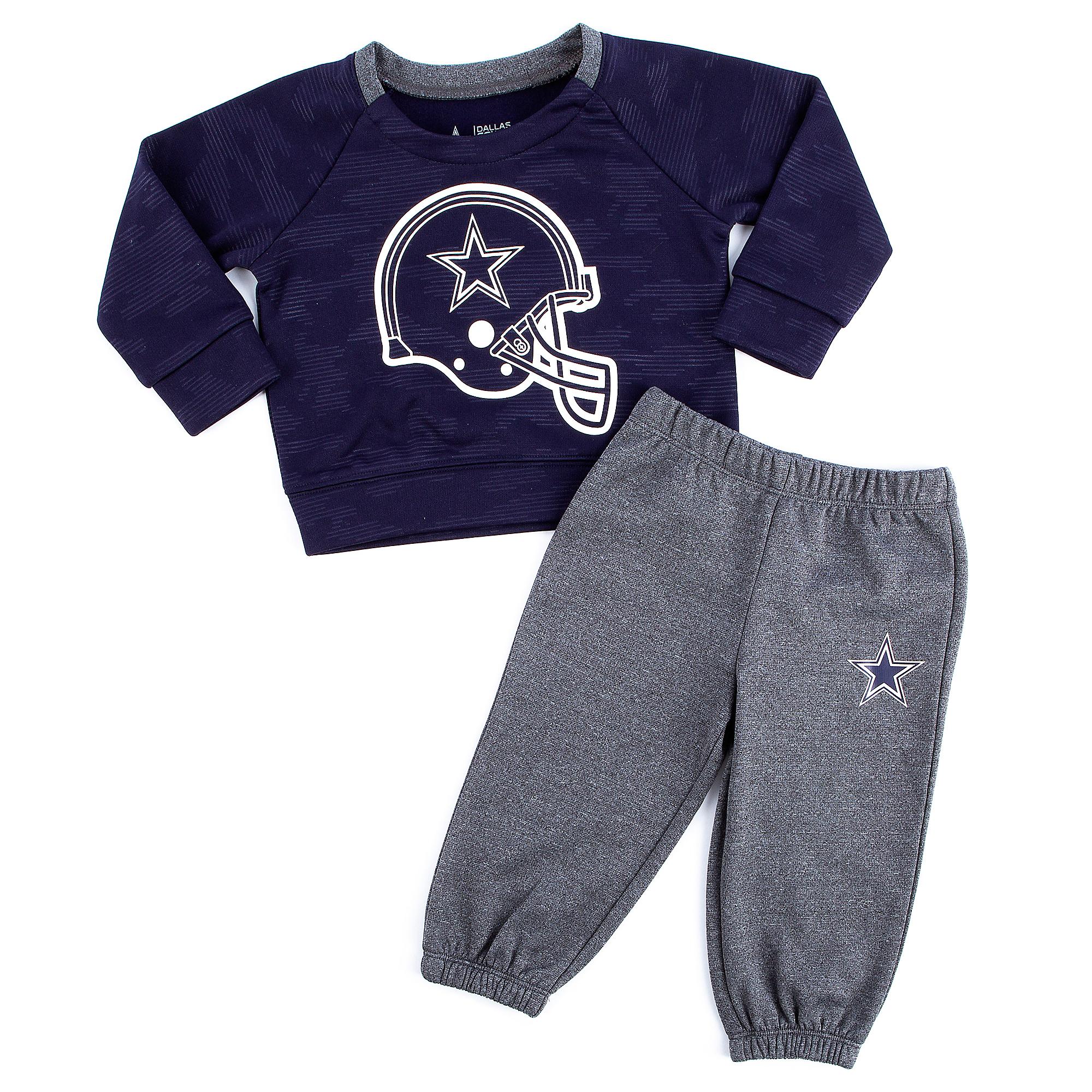 Dallas Cowboys Infant Teasley 2-Piece Set