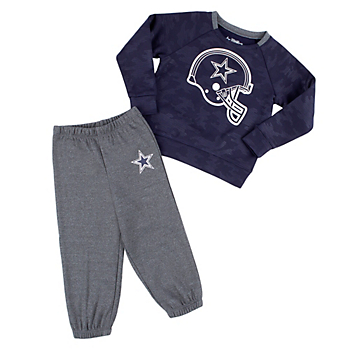 Dallas Cowboys Toddler Teasley 2-Piece Set