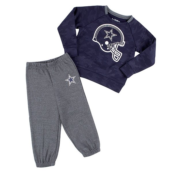 Dallas Cowboys Toddler Teasley 2-Piece Set