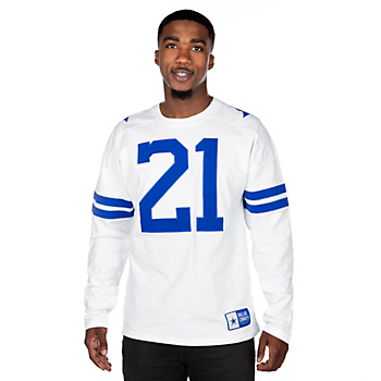 Dallas Cowboys Mens Legacy Ezekiel Elliott Jersey T-Shirt