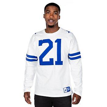 Dallas Cowboys Legacy Ezekiel Elliott Jersey T-Shirt