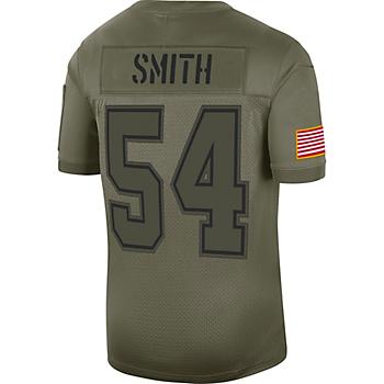 Dallas Cowboys Jaylon Smith #54 Nike Limited Salute To Service Jersey