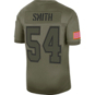 Dallas Cowboys Jaylon Smith #54 Nike Limited Salute To Service Jersey