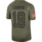 Dallas Cowboys Amari Cooper #19 Nike Limited Salute To Service Jersey
