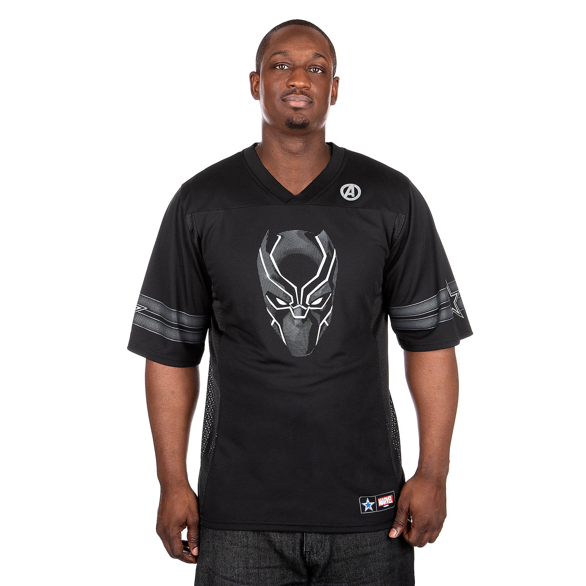 Dallas Cowboys MARVEL Black Panther Jersey | Dallas Cowboys Pro Shop