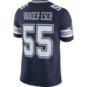 Dallas Cowboys Leighton Vander Esch #55 Nike Vapor Untouchable Navy Limited Jersey